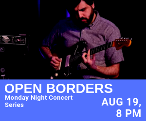 Open Borders Rectangle